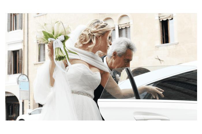 raccolto sposa con intreccio