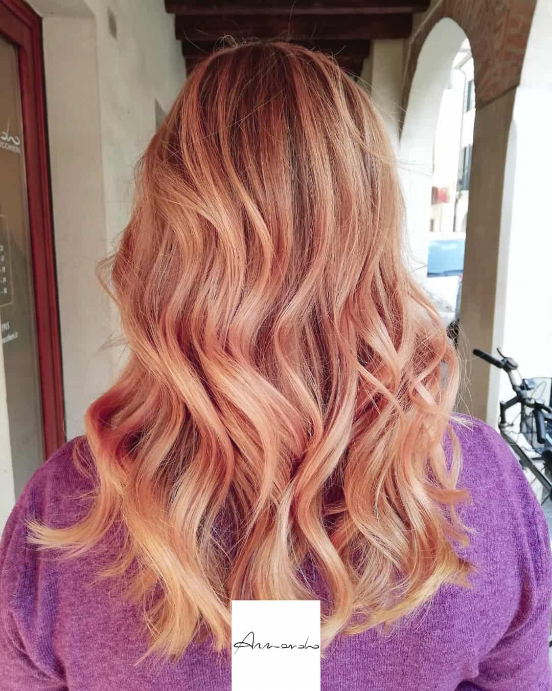 capelli gold rosè